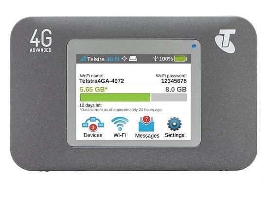 Bộ phát wifi 3G/4G Netgear 782S