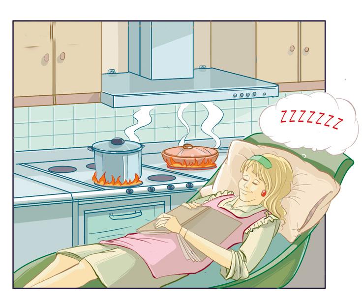 độ ồn máy hút mùi bếp