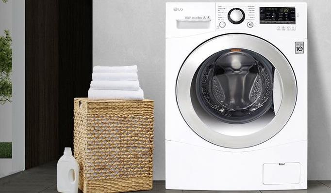 máy giặt mới