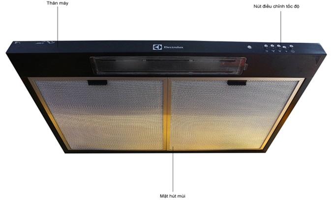 máy hút mùi bếp Electrolux EFT7516K