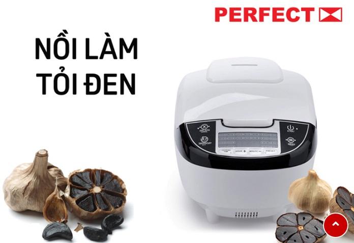 Máy Làm Tỏi Đen Đa Năng Perfect PF-MC108-W