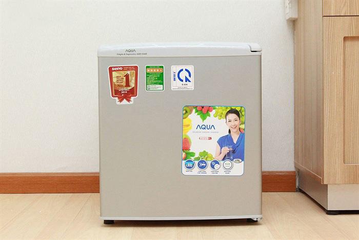 Tủ lạnh mini Aqua AQR-55AR 50L