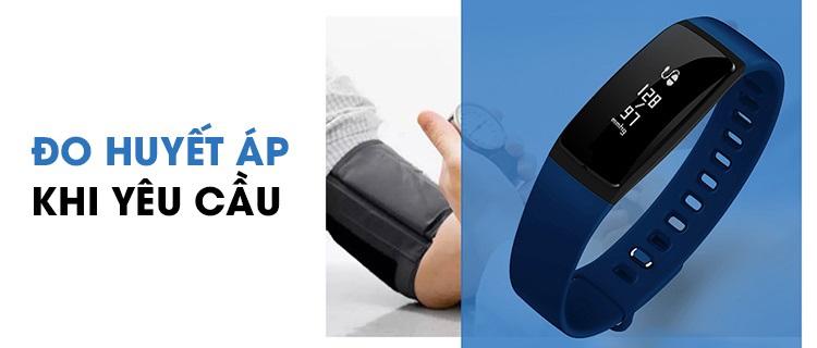 Vòng đeo tay thông minh đo huyết áp