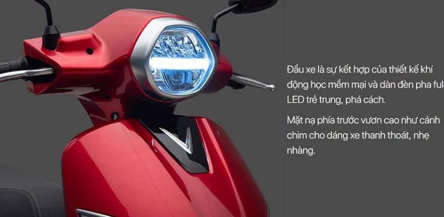 đèn xe máy điện Vinfast Klara