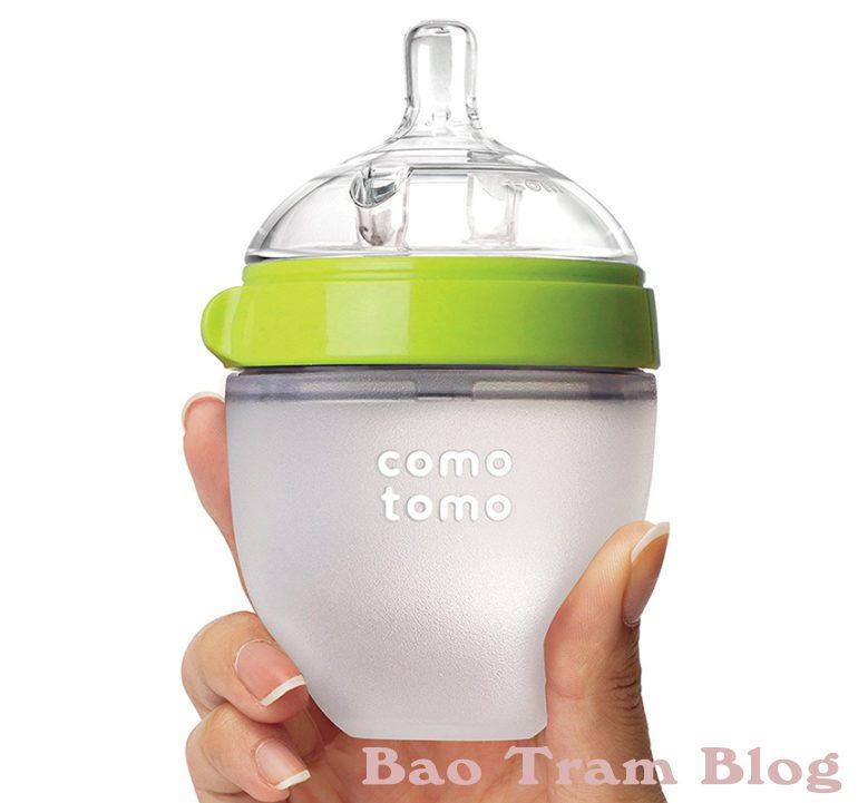 Bình sữa cho trẻ sơ sinh loại nào tốt?