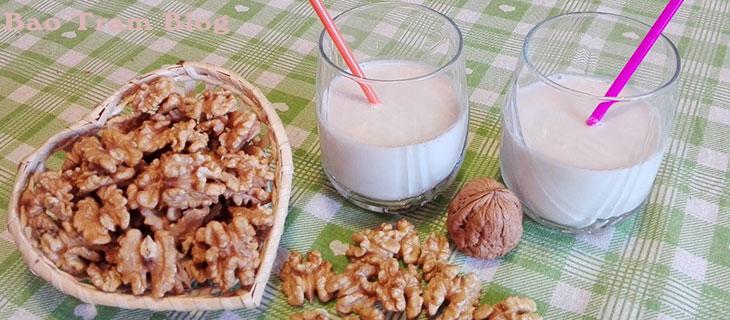 sữa hạt có tốt không