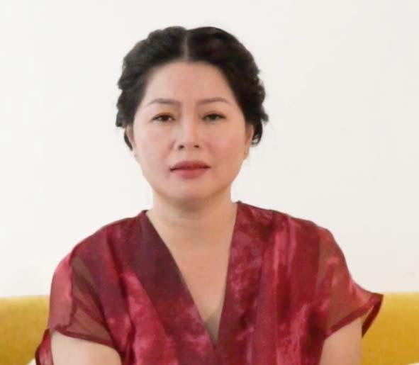Diễn viên Thanh Tú, 44 tuổi