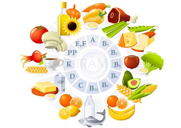 Lưu ý khi bổ sung vitamin tổng hợp cho bé