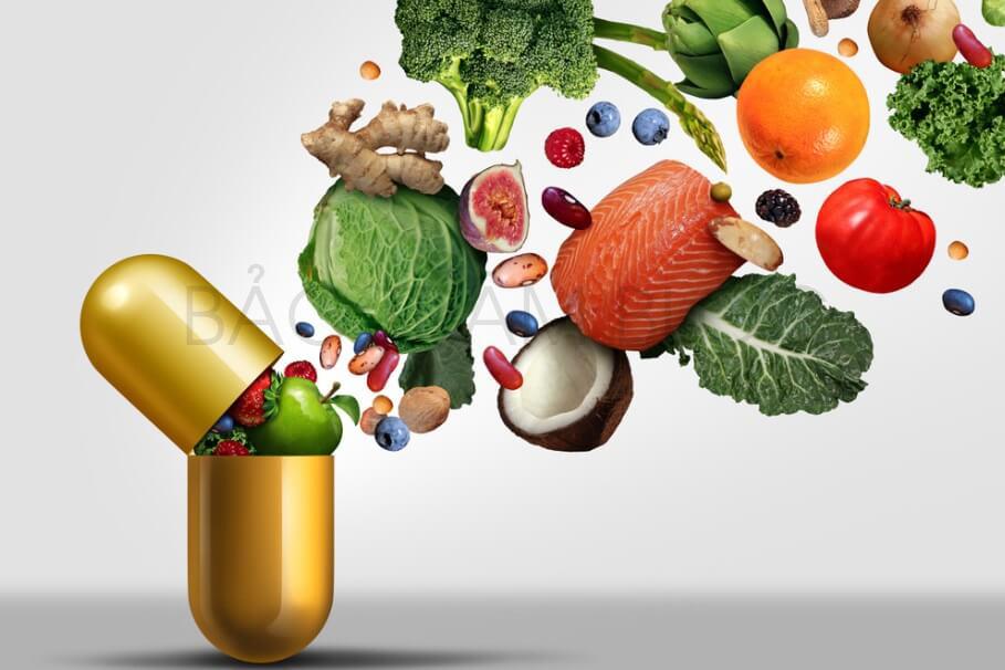 có nên dùng vitamin tổng hợp cho bé