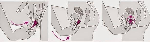 cách sử dụng cốc nguyệt san