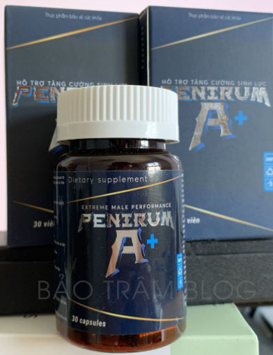 viên uống Penirum A+ có tốt không?