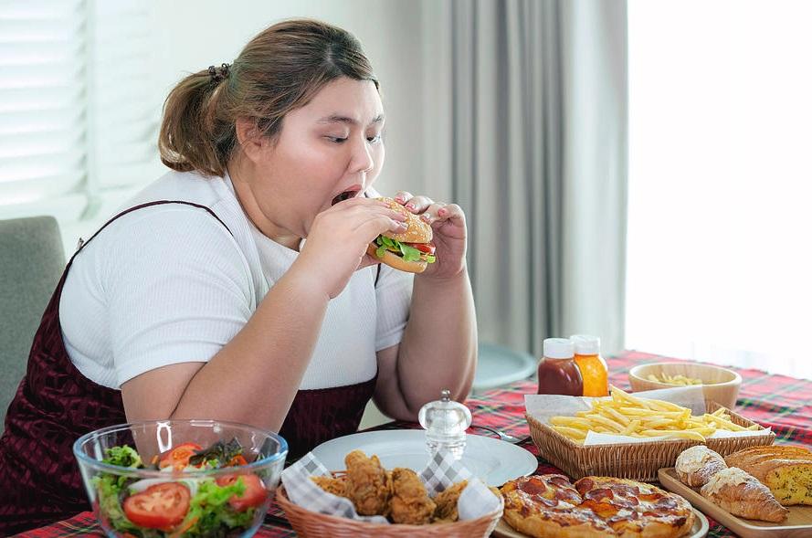 tác hại của việc ăn nhiều dầu mỡ