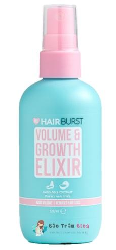 Review dầu gội HairBurst có tốt không?