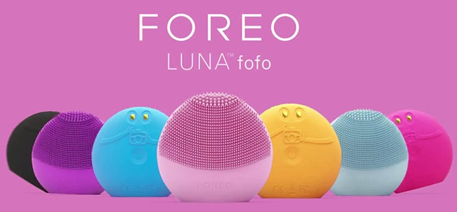 Review máy rửa mặt Foreo LUNA Fofo