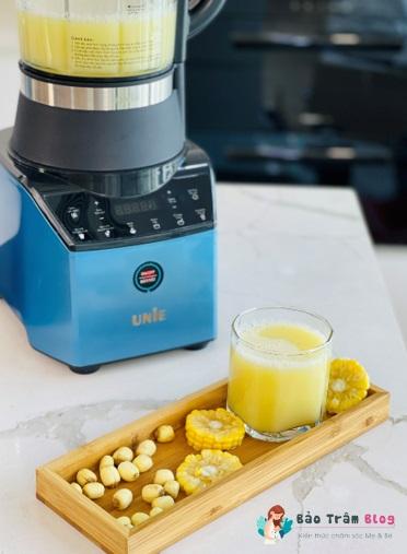 Review máy làm sữa hạt unie v3 có tốt không?