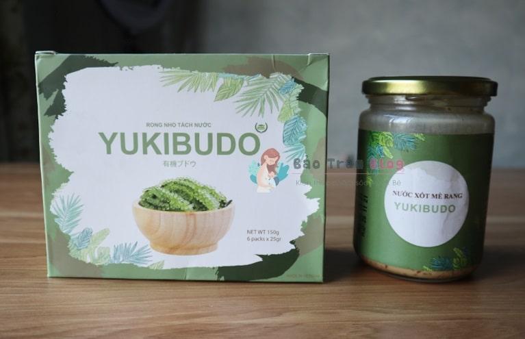 Review rong nho Yukibudo có tốt không?