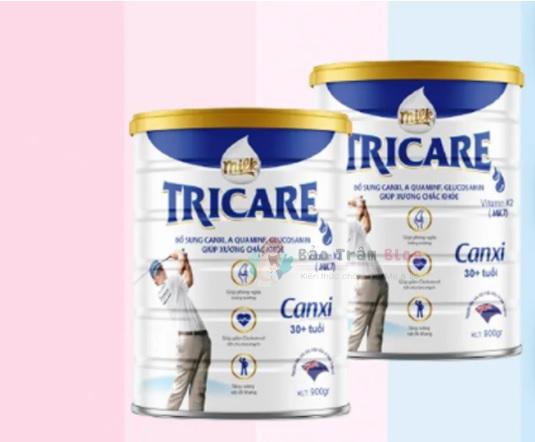 Sữa Milk Tricare có tốt không?