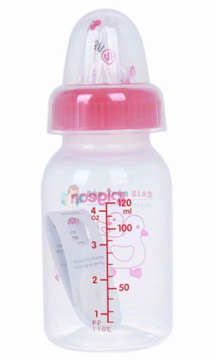 Nên mua bình sữa bao nhiêu ml cho trẻ sơ sinh?