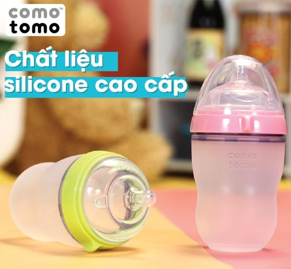 Bình sữa Comotomo có tốt không?